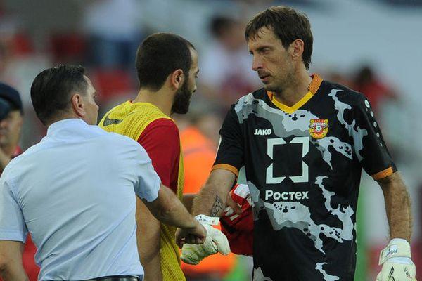 Роман Герус продолжит карьеру в пляжном футболе