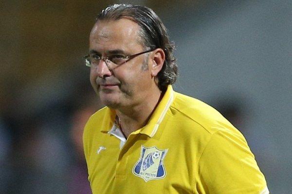Нобель Арустамян: Божович— главный кандидат на пост наставника тульского «Арсенала»