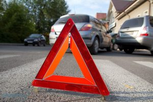 Житель Мордовии попал в аварию на мотоцикле