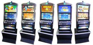 Система управления игровыми аппаратами