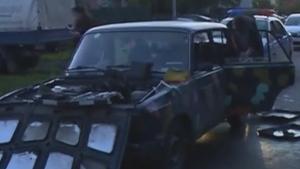В Татарстане водитель утопил свою машину, поверив картам и навигатору