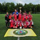 Тульская «Надежда» выиграла областной этап «Кожаного мяча» в младшей группе