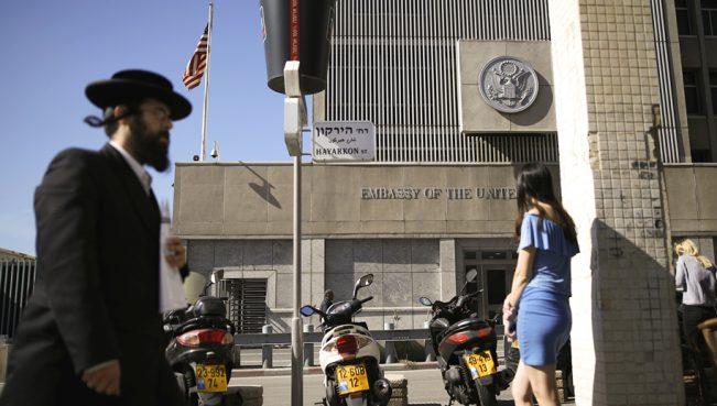 Трамп: «Посольство США в Израиле не переносится в Иерусалим»