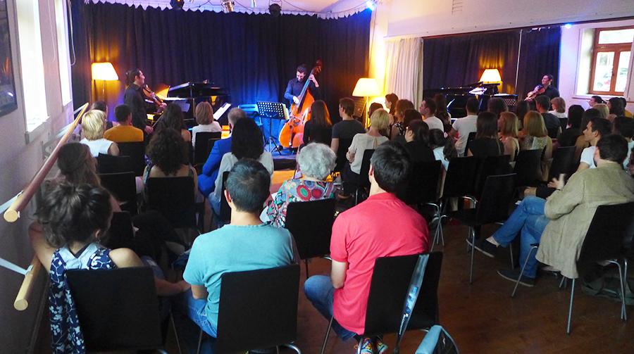 Музыка Мустафазаде привела в восторг венскую публику – ФОТО