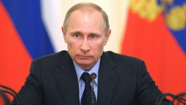 Путин: Россия опасается распада Сирии
