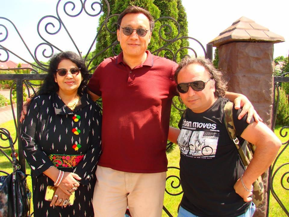 Вугар Али: «Это отличная возможность показать нашу богатую культуру» — ФОТО