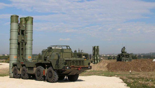 Россия и Турция согласовали аспекты контракта на поставку ЗРС С-400