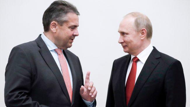 Германия намерена укрепить сотрудничество с Россией по защите климата