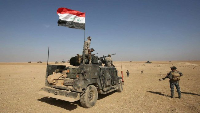 Наступление иракской армии в Мосуле приостановлено