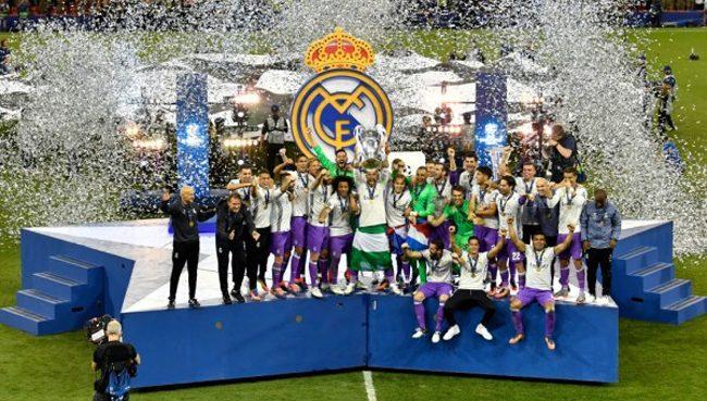 «Реал» стал победителем Лиги чемпионов — ФОТО