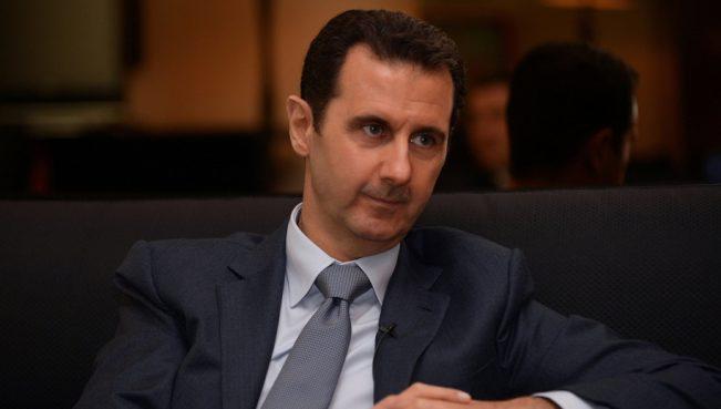 Асад: «Худшее в сирийском конфликте уже позади»