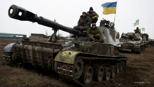 Украина усилила контроль за воздушным пространством и на границах c Россией