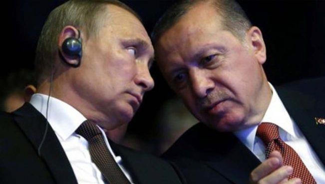 Путин и Эрдоган обсудили ситуацию вокруг Катара