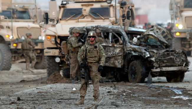 Некоторые силы в Афганистане не хотят окончания войны