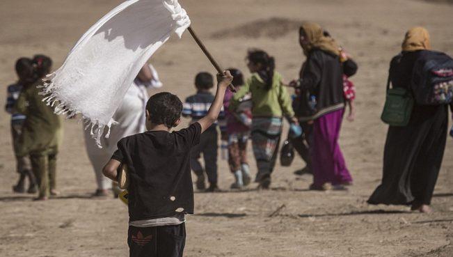 Боевики ИГ убили 163 человека при попытке бегства из Мосула