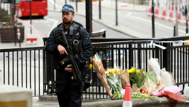 Названы имена террористов, совершивших нападение в Лондоне