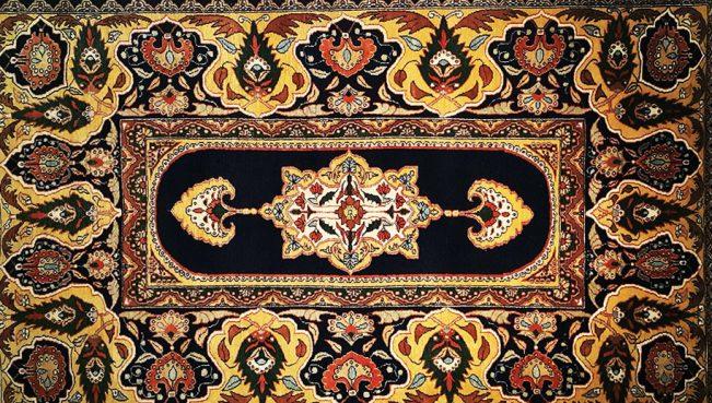 Авторские ковры выдающегося художника представлены в Европе – ВИДЕО