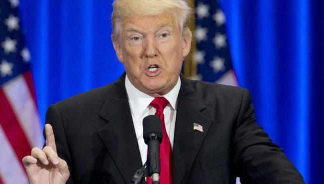 Трамп объявил, что страны Ближнего Востока обвиняли Катар впомощи радикалам