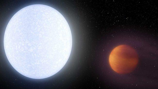 Астрономы открыли новую экзопланету