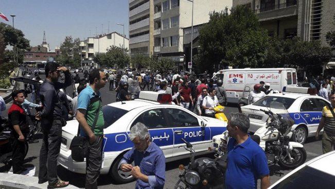 Иран: Саудовская Аравия причастна к терактам в Тегеране