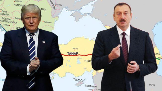 Трамп дал добро на поставку азербайджанского газа в Европу