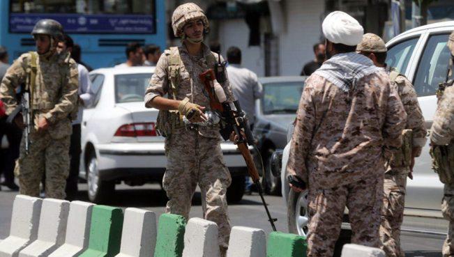 Названы имена исполнителей двойного теракта в Тегеране