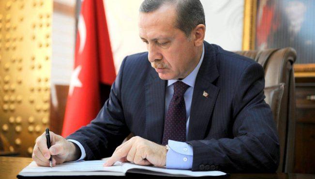 Эрдоган одобрил законопроект, разрешающий отправку войск в Катар