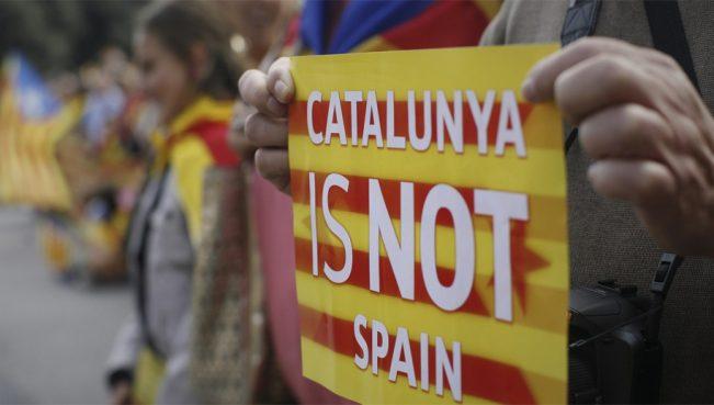 В Каталонии назначен референдум о независимости