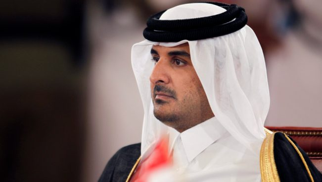 Эмир Катара отменил визит в Турцию