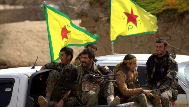 Командующий войсками РФ в Сирии: «Боевики YPG вступили в сговор с главарями ИГ»