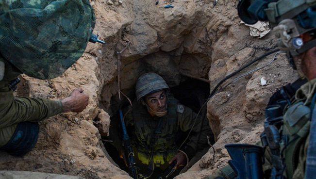 Израиль ограждается от Газы подземным барьером