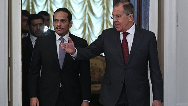 Лавров: Москва готова сделать все возможное, чтобы кризис вокруг Катара разрешился