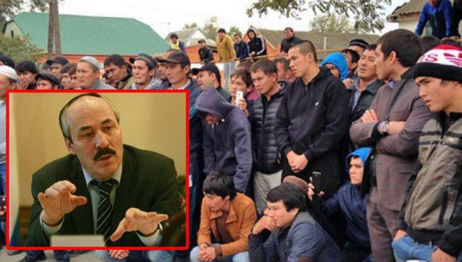 Наследники Хазарского Каганата сделали последнее предупреждение Абдулатипову