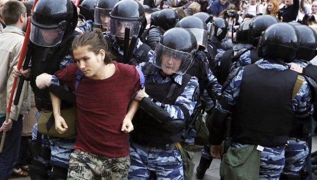 Стала известна причина задержания Навального— «Майдан» в Российской Федерации