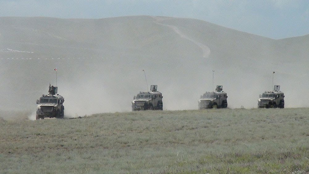 Совместные тактические учения ВС Азербайджана и Турции продолжаются – ФОТО+ВИДЕО