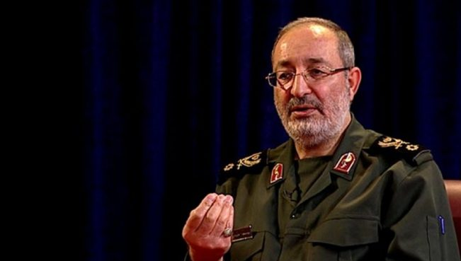 Иранский генерал: «Исламское государство»атакует под руководством США и Саудовской Аравии