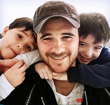 Эмин Агаларов: «Для меня Амина родная, мой ребенок» — ИНТЕРВЬЮ+ФОТО
