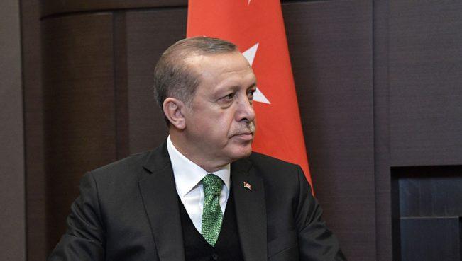 Эрдоган: «Не моих охранников, а террористов надо арестовывать»