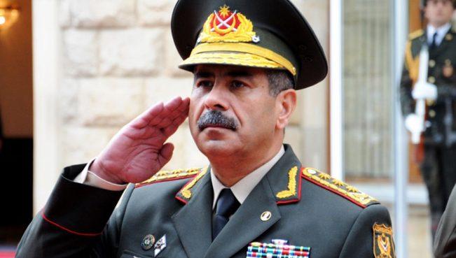 Закир Гасанов: Перед азербайджанской армией стоит одна задача — быть готовым к войне