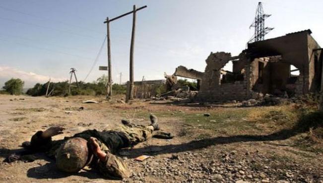 В Карабахе убиты трое армянских солдат