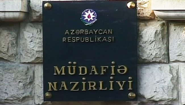Минобороны Азербайджана: На линии фронта уничтожно пятеро солдат ВС Армении