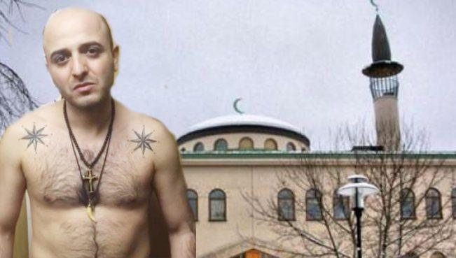 Грузинский «вор в законе», разгромивший тюремную мечеть, этапирован