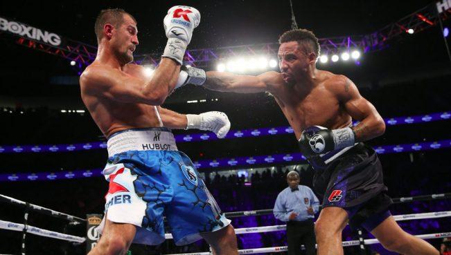 Российского боксера нокаутировали в матче-реванше — Видео
