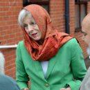 Тереза Мэй посетила мечеть, подвергшейся атаке христианского террориста — ВИДЕО