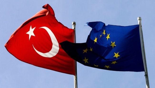 Европарламент призвал ЕС отказаться от переговоров с Турцией