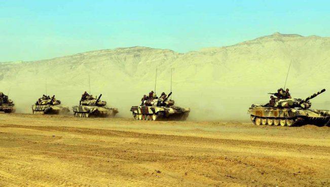 Российский политолог: «Азербайджан готовится к масштабным военным действиям»