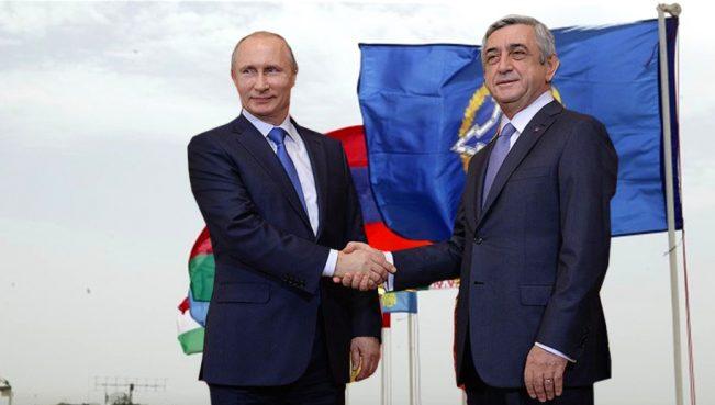 Украинский политолог: «Россия, страна-агрессор, стоящая за спиной другого члена ОДКБ, Армении…»