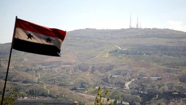 На юге Сирии создаются новые зоны безопасности