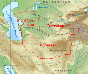 Как появились таджики?