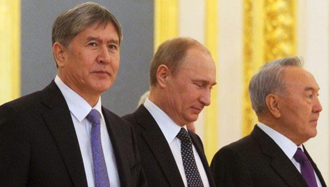 Россия пытается втянуть Казахстан и Киргизию в сирийский конфликт